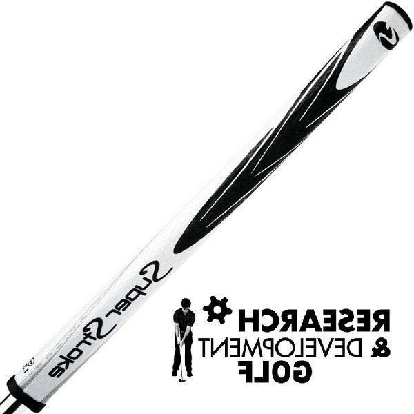 """NEW 17"""" long golf black/white grip"""