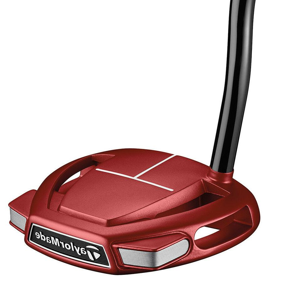 New Putter Red RH LH