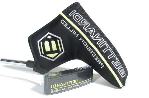New! BETTINARDI 2019 PUTTER w/ HEADCOVER RH