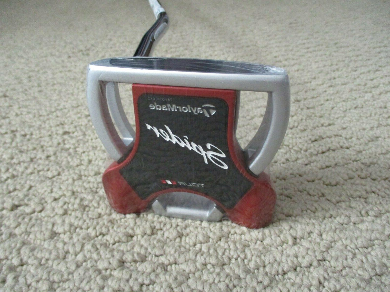 NEW! TAYLORMADE TOUR PUTTER STROKE