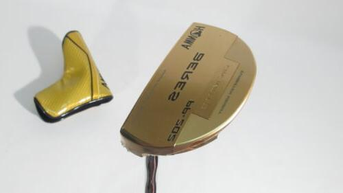 new beres pp 202 gold mallet cnc