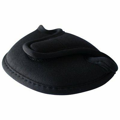 new black golf club putter neoprene headcover