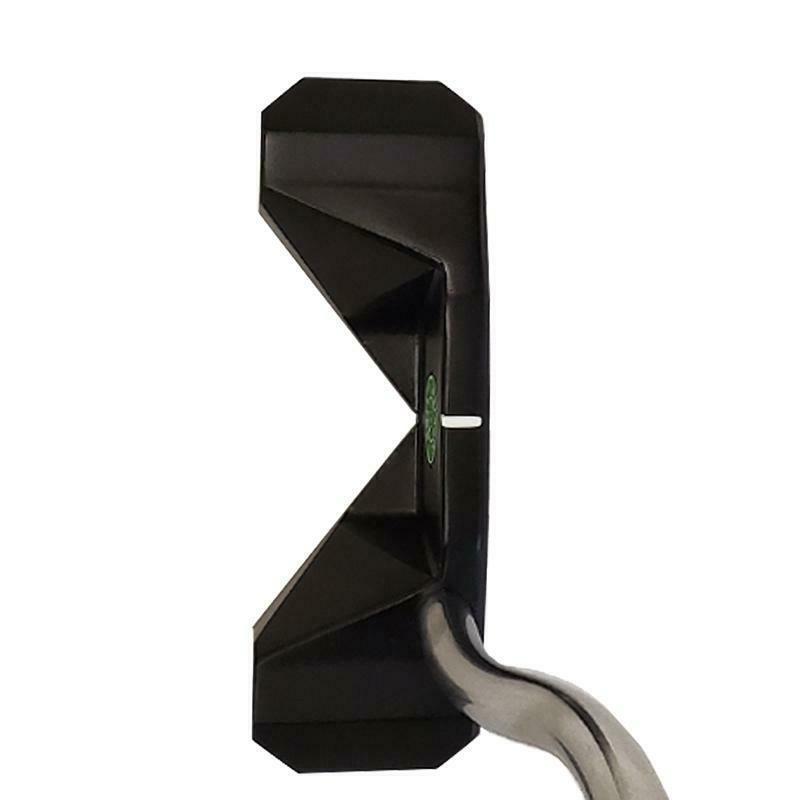 NEW Boccieri HEAVY PUTTER F3 Easy Arrow Counterbalanced RIGHT HAND