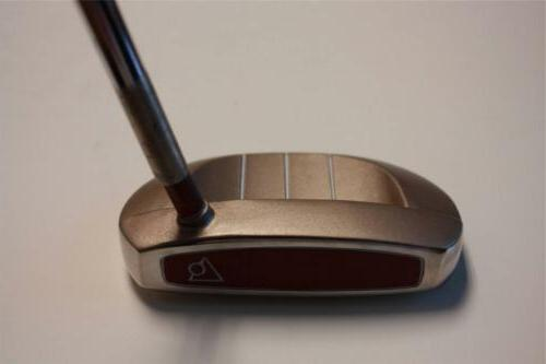 """NEW 32"""" SVG PUTTER RED FIT"""