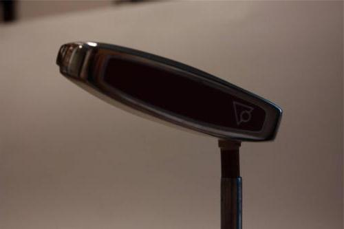 NEW CLASSIC MEN'S SVG SPORTS PUTTER RED FIT