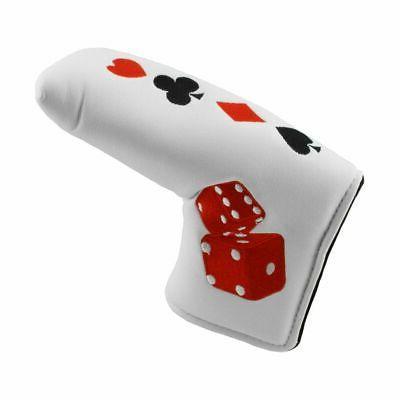 new dtg blade style gambler putter head
