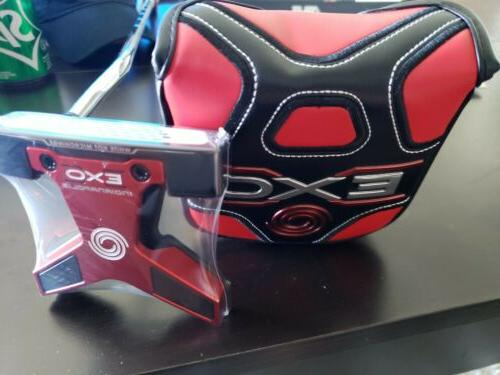 new exo indianapolis 35 putter with headcover