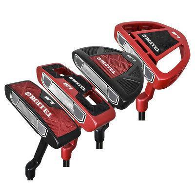 new golf blade or mallet putter choose
