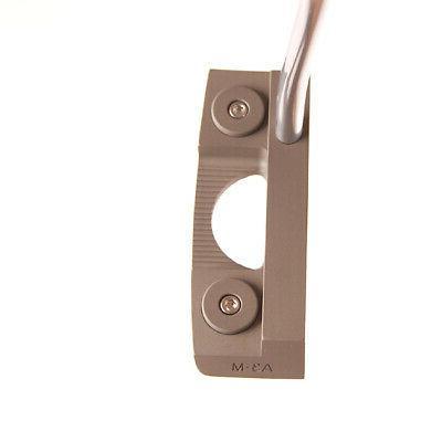 New Golf Matte Putter Weight Kit Left Hand