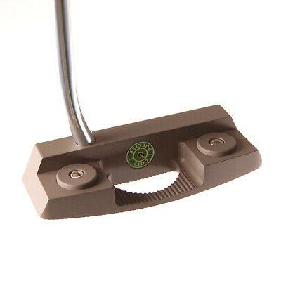 New Golf Matte Putter Kit Left