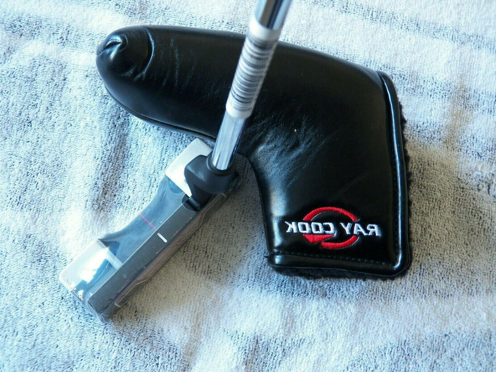 new lh sr600 silver ray golf putter