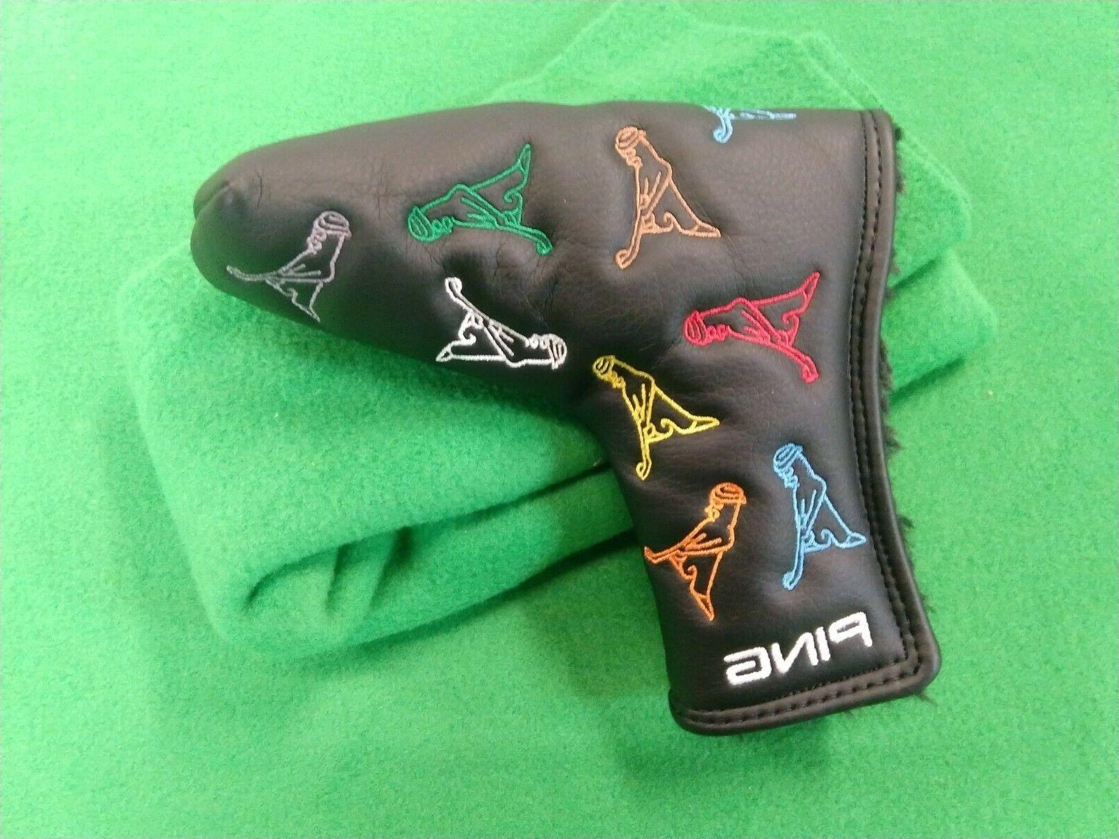 new mr blade putter headcover magnetic head