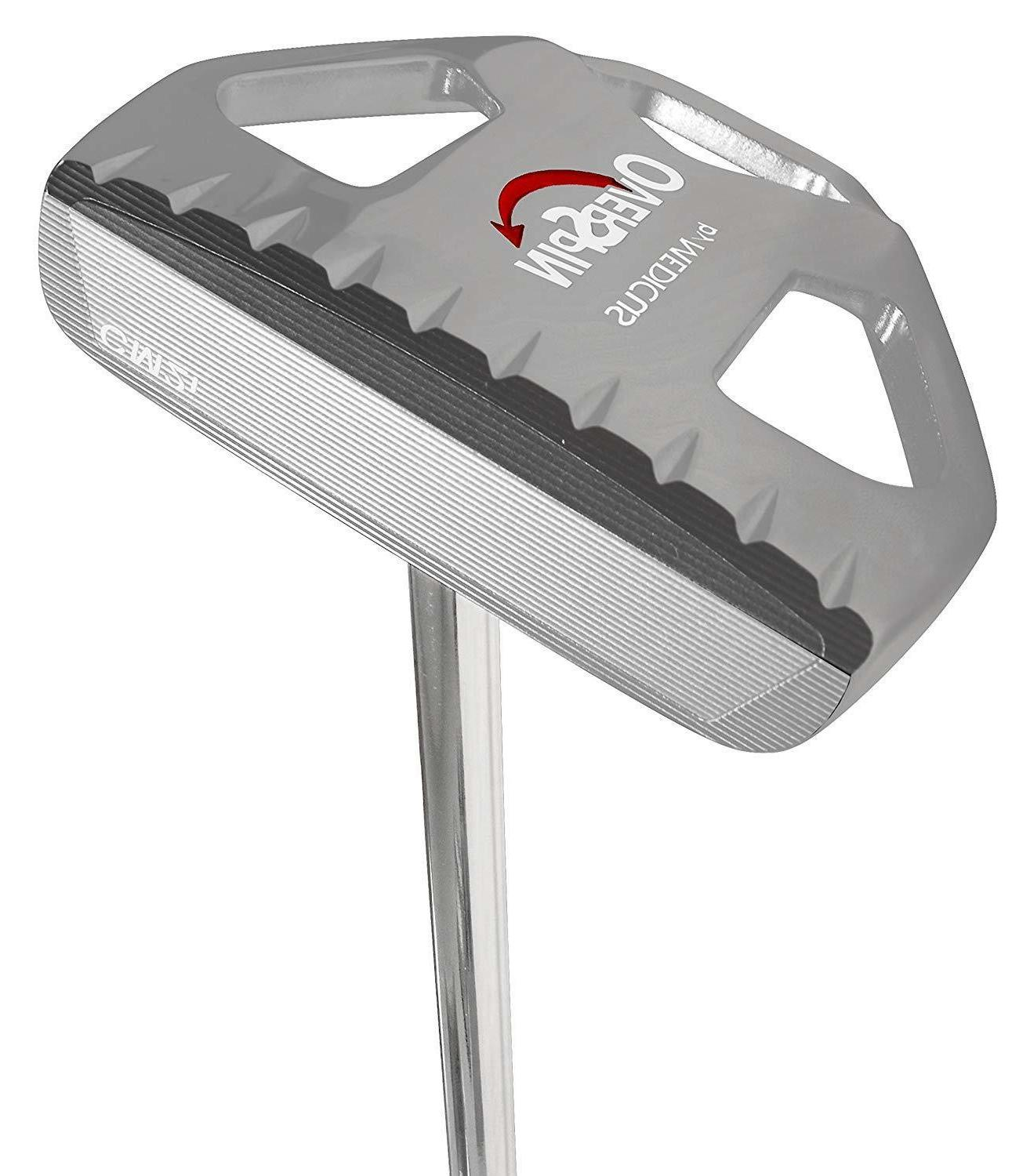 New Medicus CM2i Cast Golf Putter Right 36""