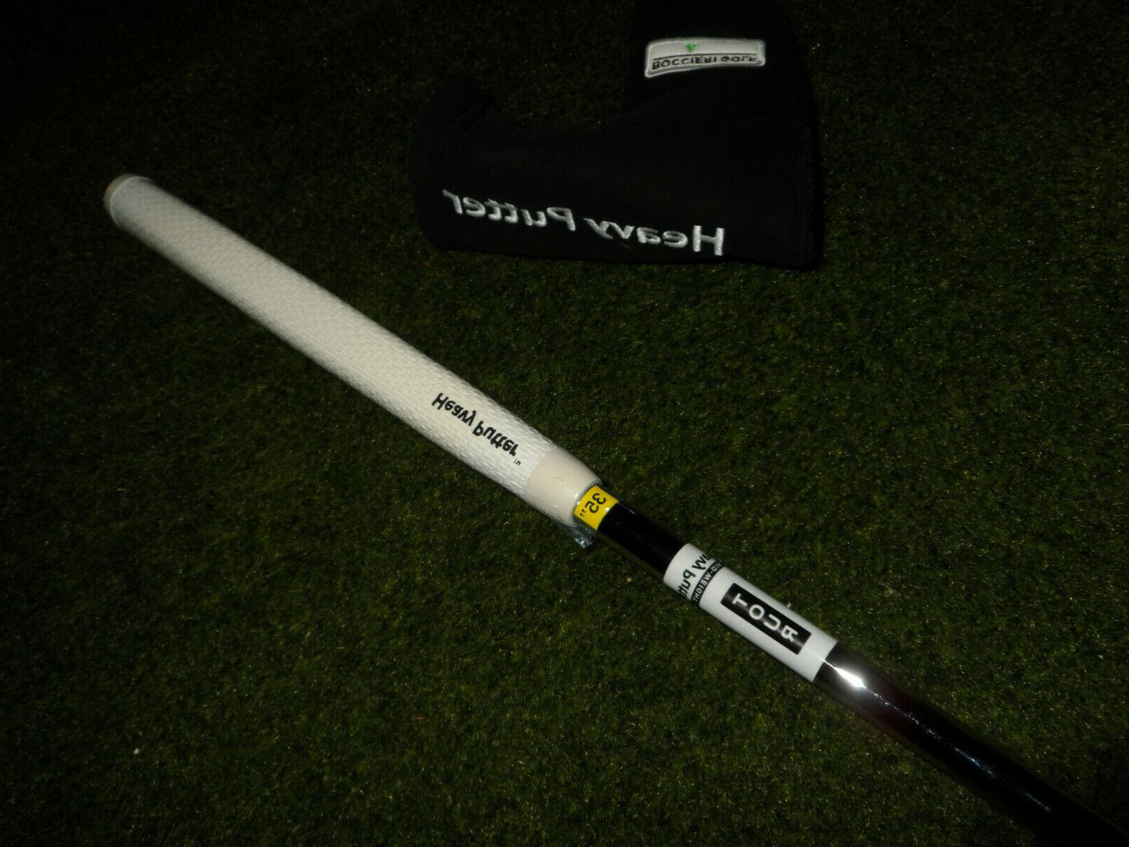 NEW HANDED MID WEIGHT HEAVY PUTTER 35 GOLF CLUB