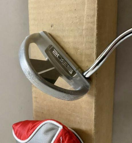 """New Right Handed Golf 35"""" Putter Club w/ Headcover"""