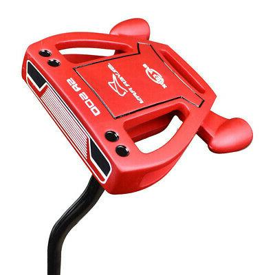 new silver ray sr500 limited edition putter
