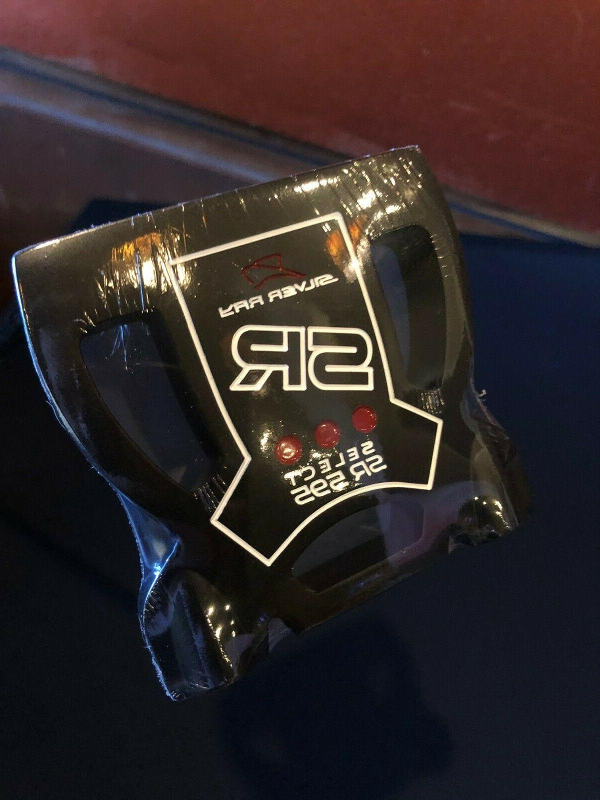 new silver ray sr595 putter