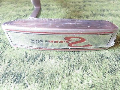 new speedline red 35 putter 3480