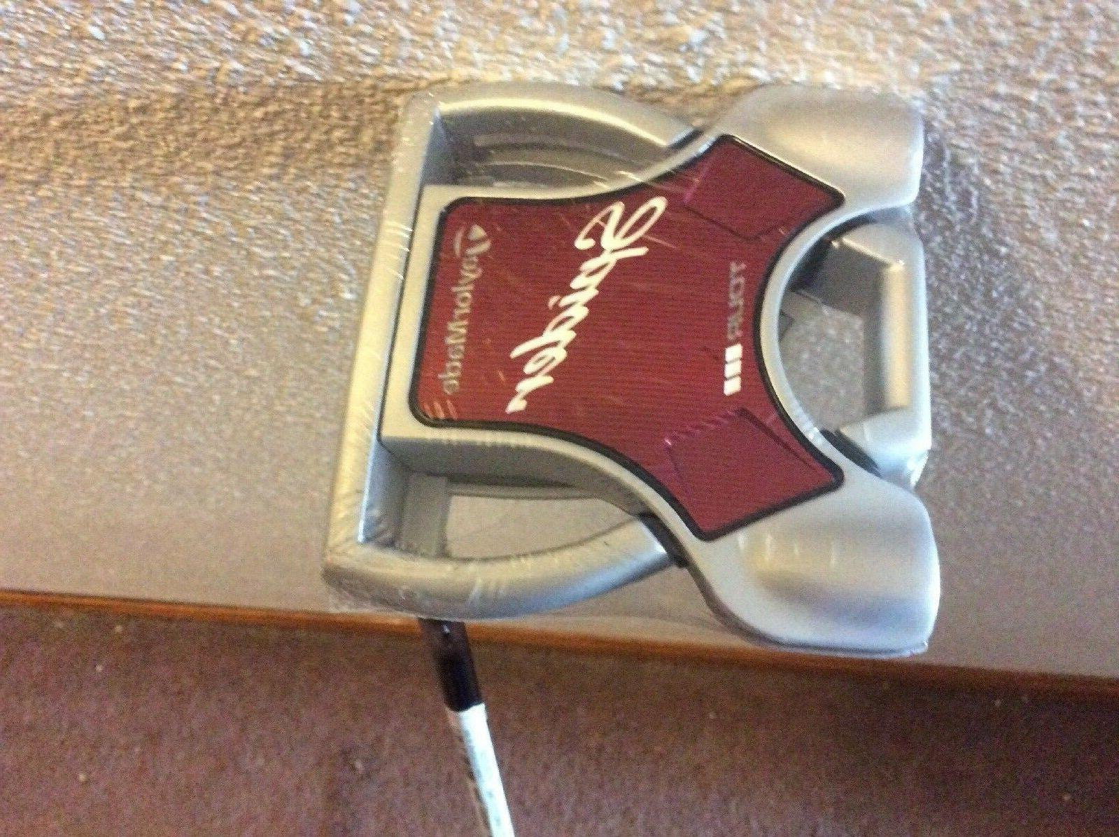 "New Taylormade Spider Tour Diamond Bend w/ Sightline 34"" inches"