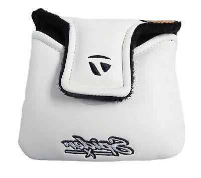 NEW TaylorMade Heel Shafted Mallet Headcover