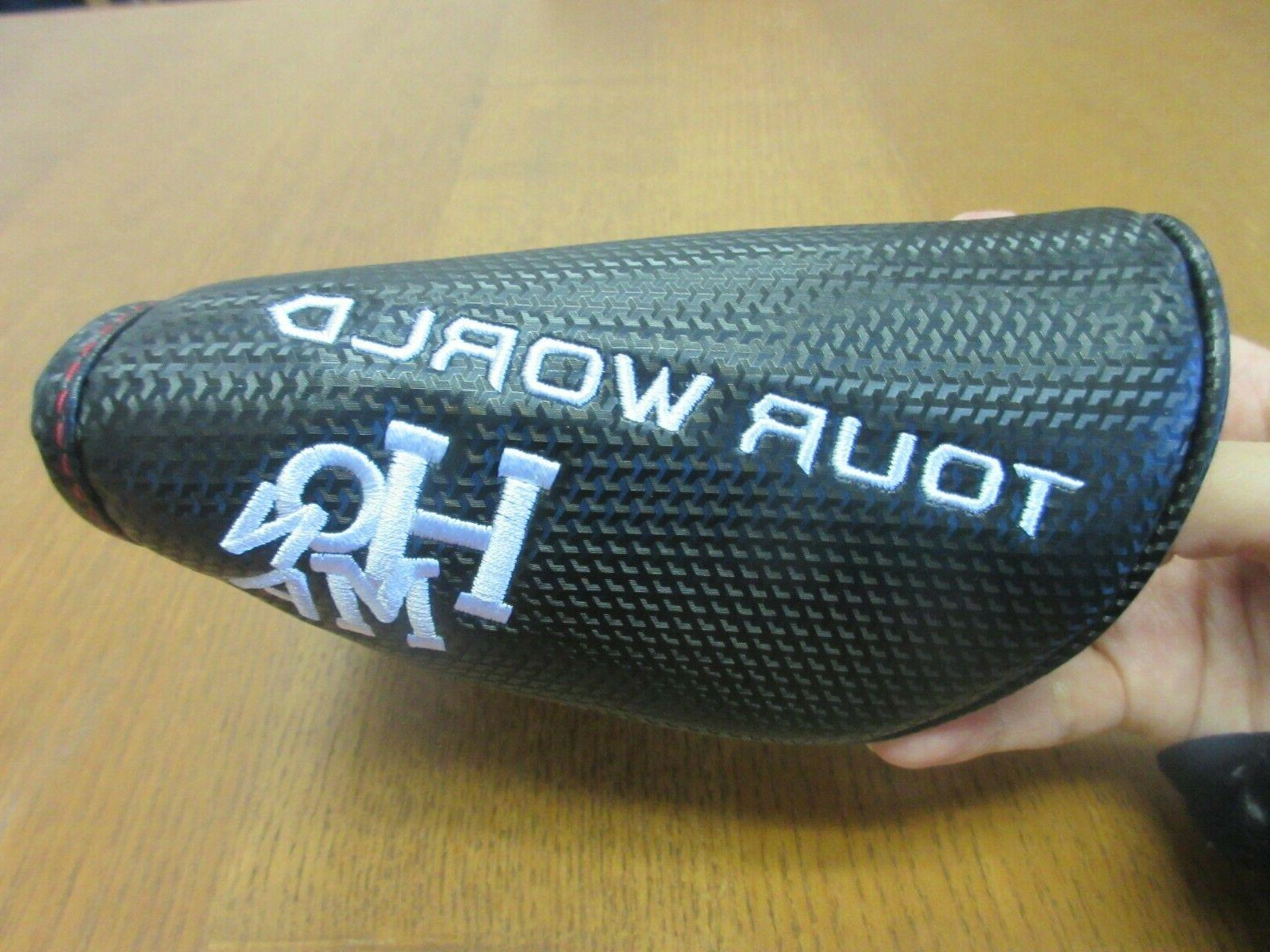 NEW!! TOUR PUTTER PT 34 WITH HEAD COVER!