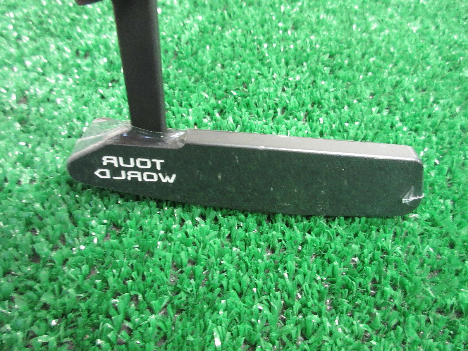 NEW!! PUTTER BLADE 34 WITH COVER!