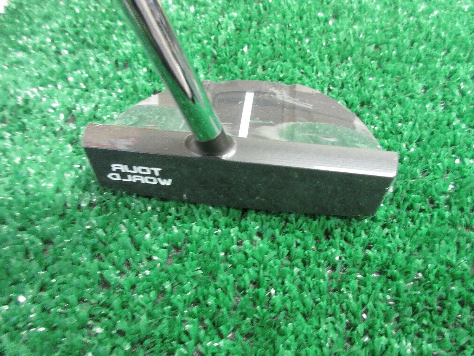 """NEW!! HONMA PUTTER MALLET 34 """" WITH HEAD COVER!"""