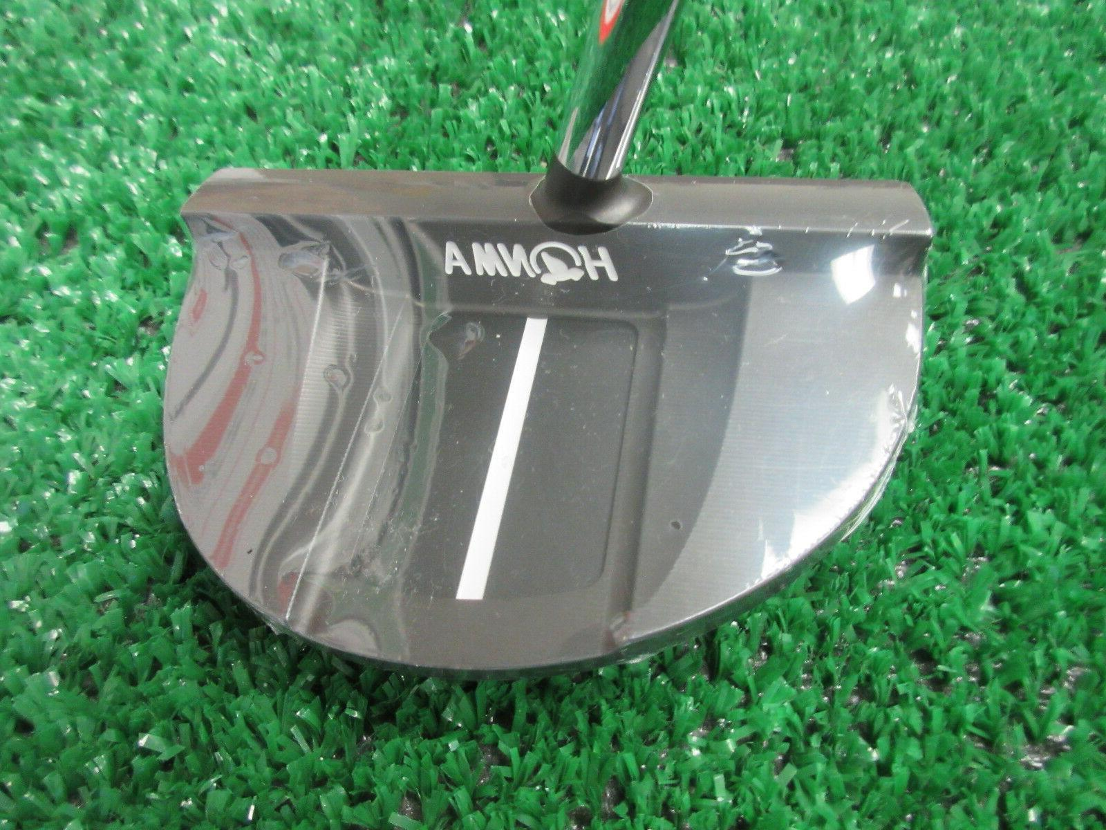 NEW!! PUTTER 34 WITH HEAD COVER!