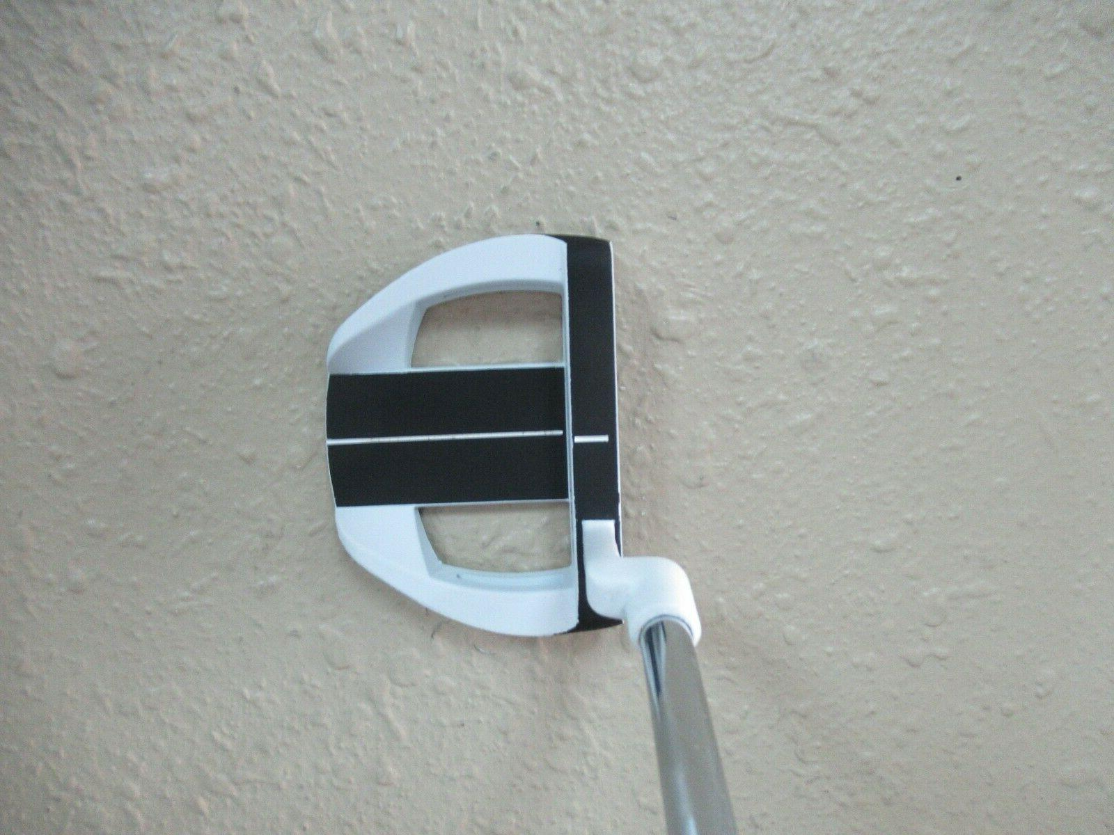 """NICE CLEAN PINEMEADOW SITE 35"""" PUTTER HC INCLUDED"""