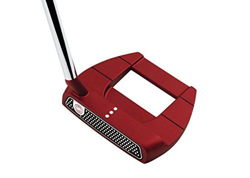 odyssey 2018 red putters