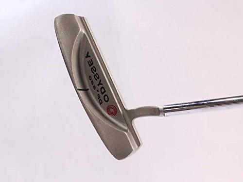 Odyssey Dual 550 Putter Steel Handed 35 in