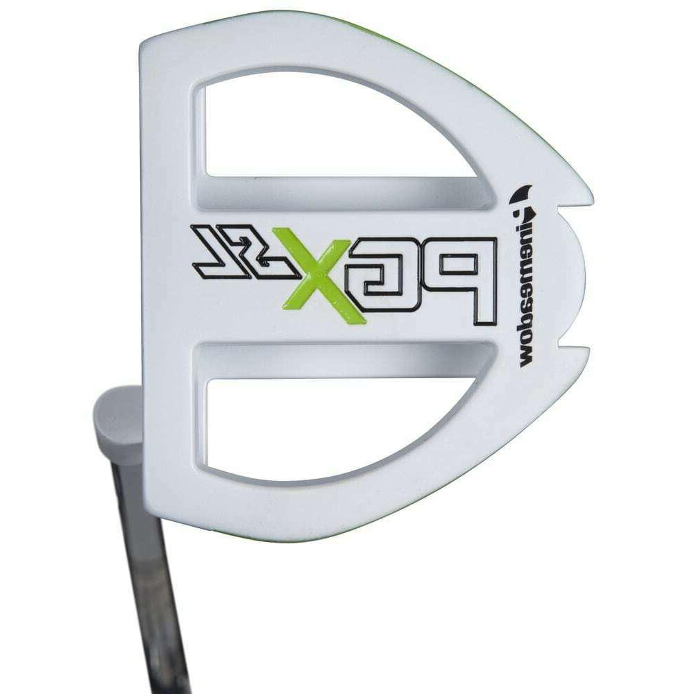 PGX Putter Right-Handed Style Men's Graphite