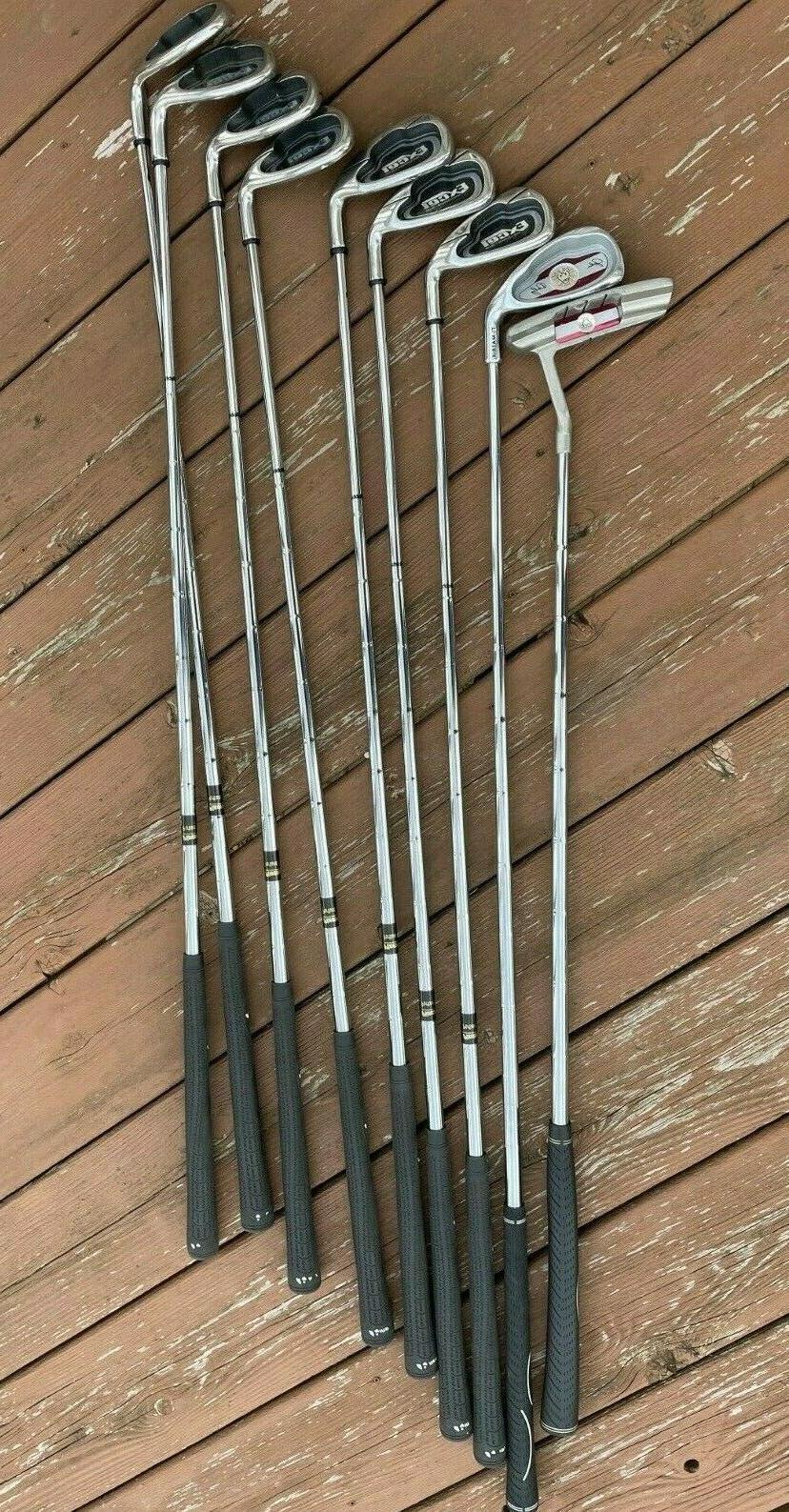 Pinemeadow 5-PW,SW + Steel