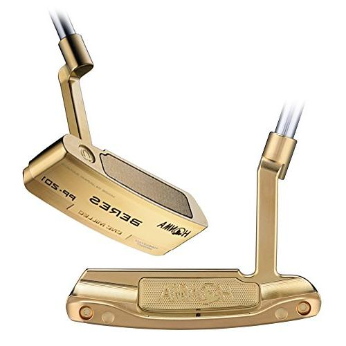 pp201 putter 2018 right gold