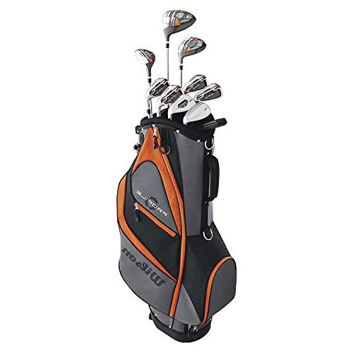 profile xd golf complete set