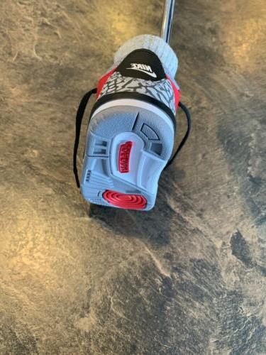 Jordan Putter Jordan 3 Red Cement. Fits Blade Putters,