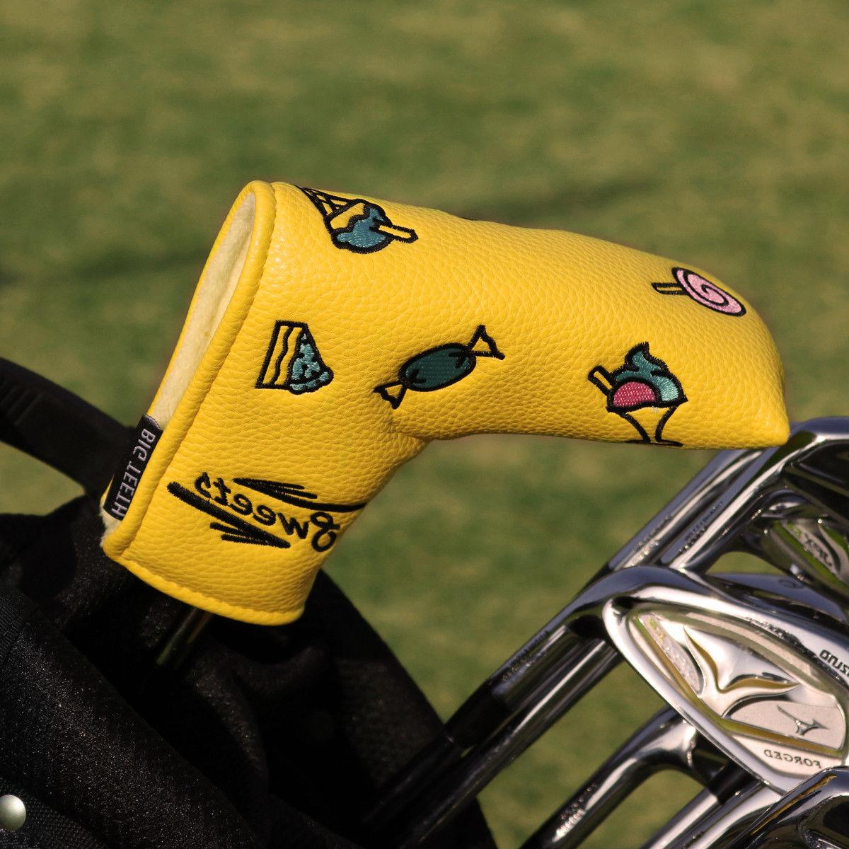 Putter Cover Scotty Cameron Blade New magnetic