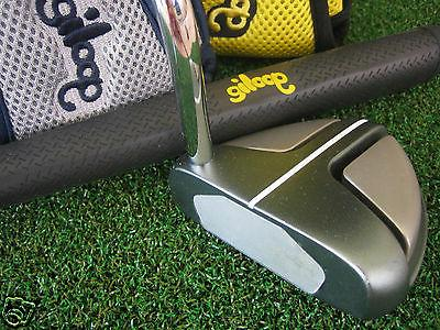 putter engineered by taylor made dsgnr forged