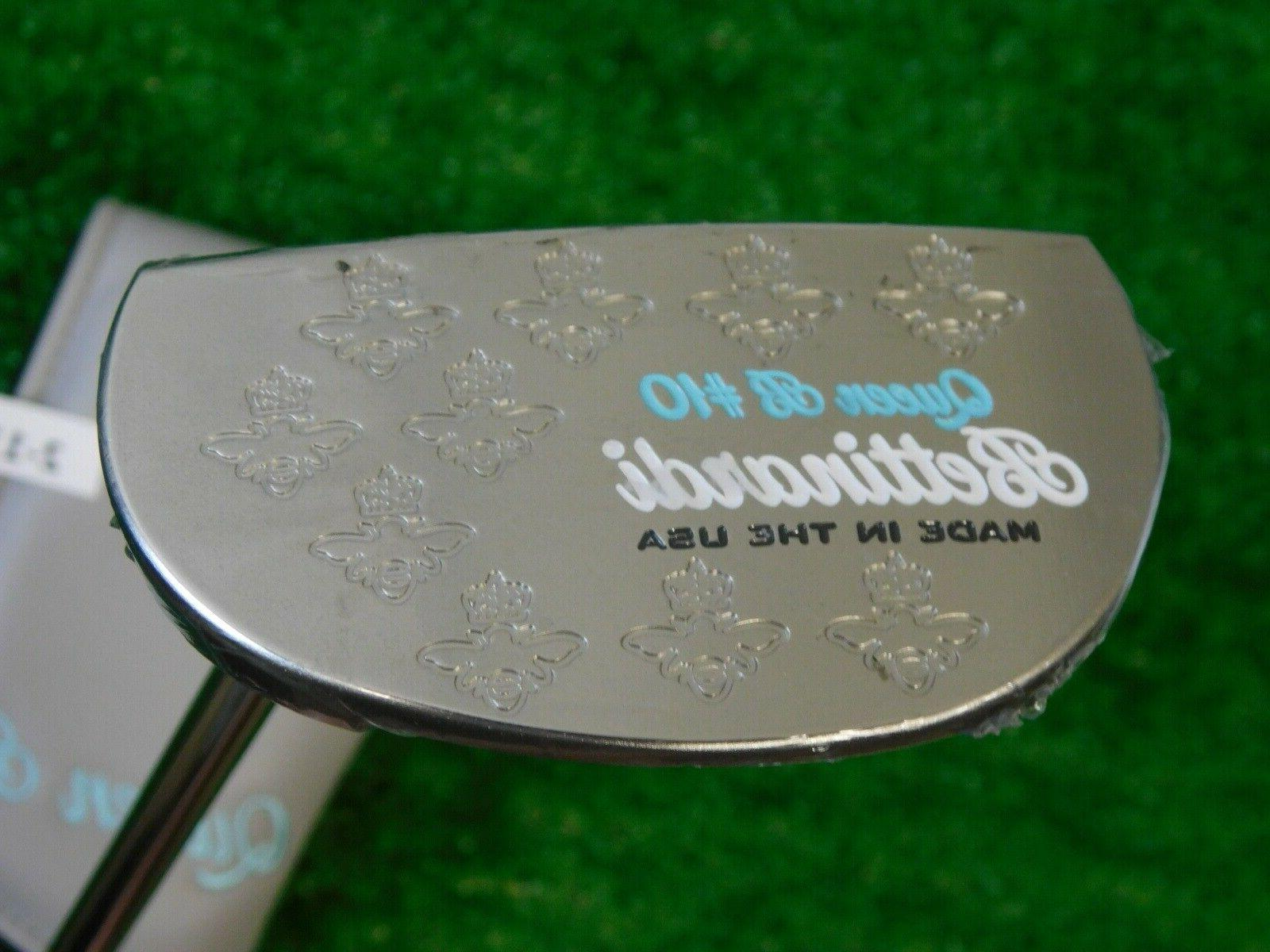 Bettinardi Queen B 10 New