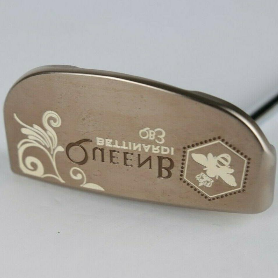 queen b model 3 putter 34