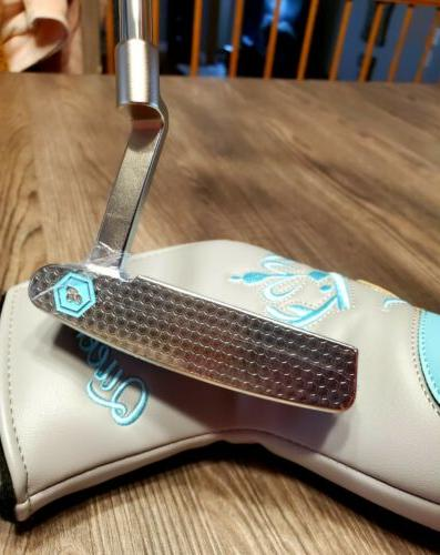 Bettinardi Queen QB5 Putter with Gray - NEW