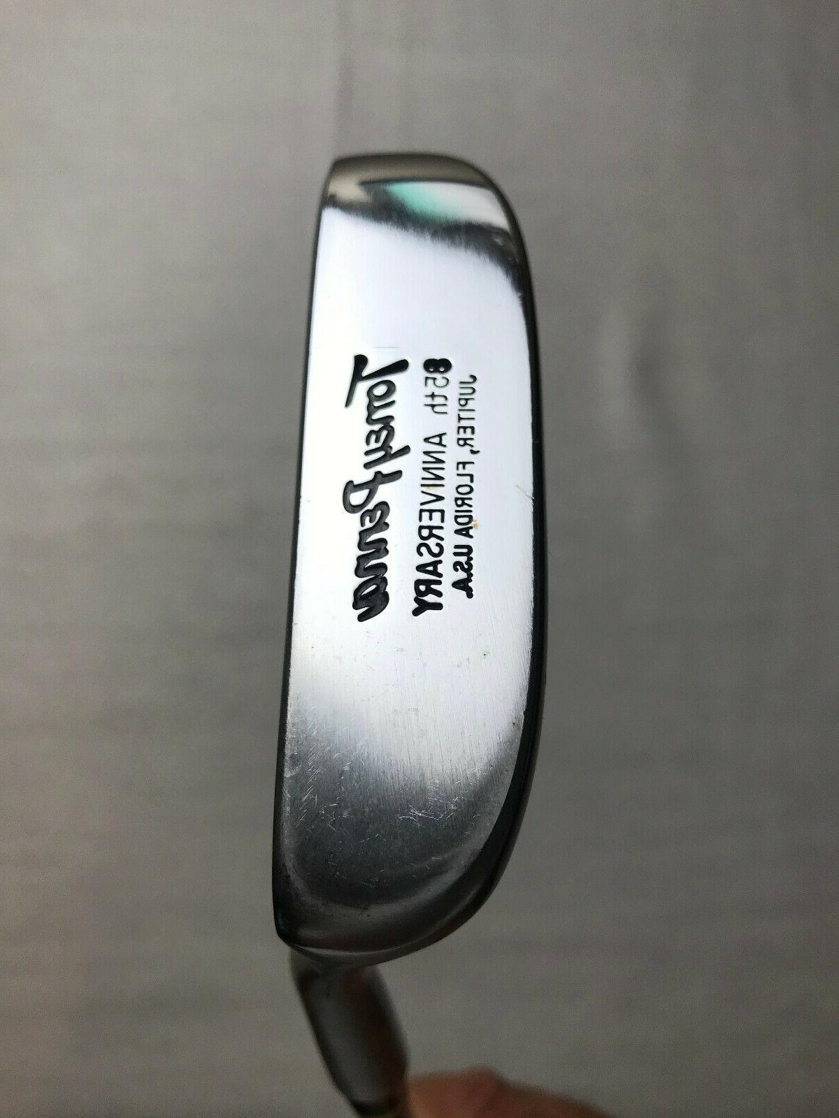 Toney Penna 85th Anniversary Putter Neumann Leather Grip USA