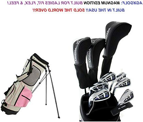 right hand magnum complete golf