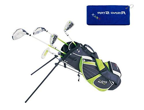 rising star golf club set