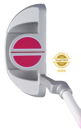 rising star putter golf club