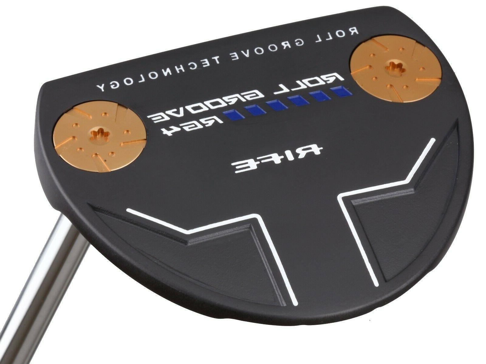 Rife Golf Roll Technology RG4