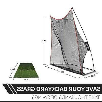 Rukket Bundle with Tri-Turf Mat Warranty