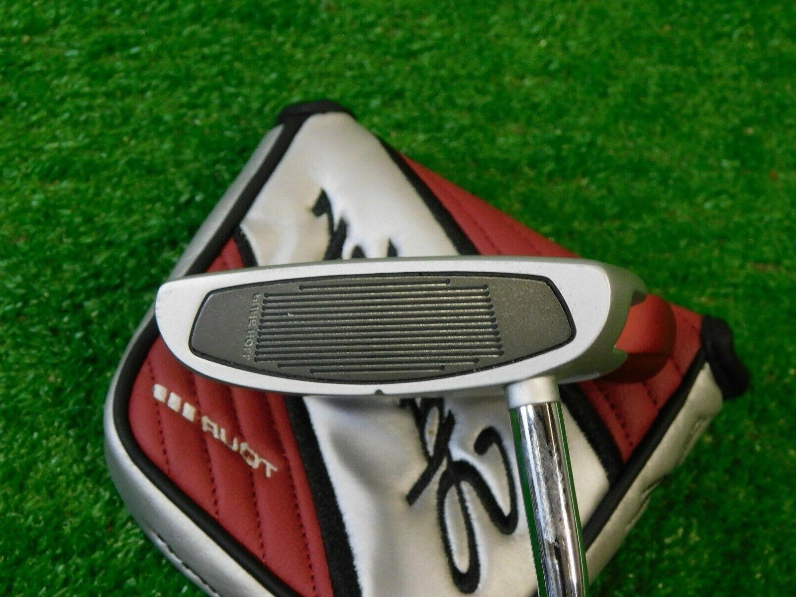 TaylorMade Spider Counterbalanced Putter HC Super Stroke