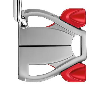 NEW TOUR PLATINUM PUTTER SUPER STROKE GRIP HC
