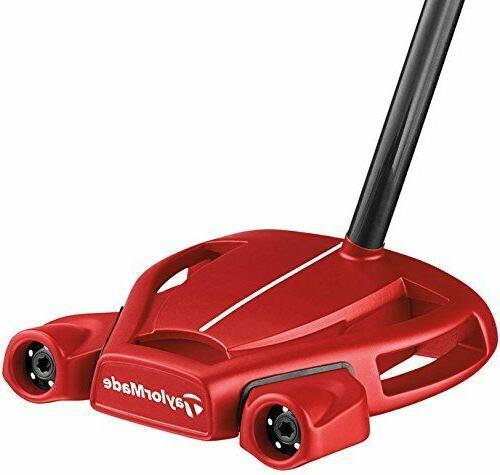 spider tour red center shaft sl golf